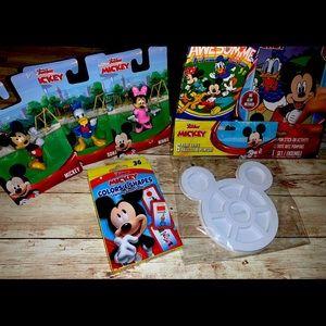 Disney Jr activity set